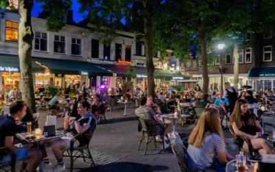 Grand café wijnbar het Wijnhuis.