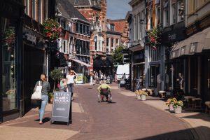 Winkelen in Zwolle